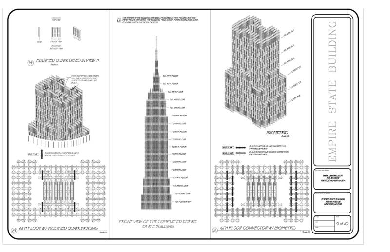 empire state building blueprint images amp pictures becuo